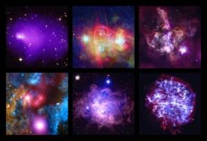 (Portal): Observatório de Raios-X Chandra comemora o seu 20º aniversário