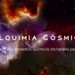(PLOAD): Curso online sobre a origem dos elementos químicos da tabela periódica.