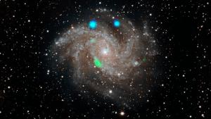 (Portal): NuSTAR observou fonte ultraluminosa de raios-X que desapareceu rapidamente