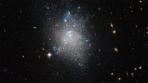 (Portal): Descobertas mais 19 galáxias anãs com menos matéria escura do que a prevista pela teoria