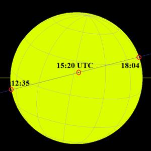 (Portal): O trânsito de Mercúrio