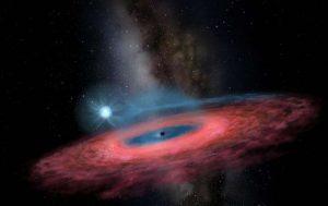 (Portal): Astrónomos descobrem buraco negro estelar gigante que desafia os modelos atuais