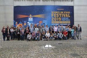 (SonS): Science on Stage 2019 terminou em festa – projeto português recebeu um dos European STEM Teacher Awards