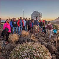 (GTTP): Protected: Astronomy Education Adventure in the Canary Islands 2020