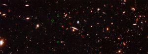 (Portal): Astrónomos localizam o grupo de galáxias mais distante até ao momento