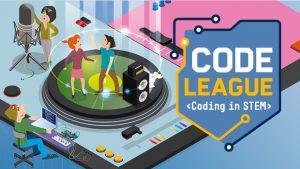 (SonS): Seja criativo: junte-se à European Code League!