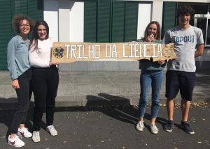 (IDiverSE): Students in Madeira create a science trail for their community