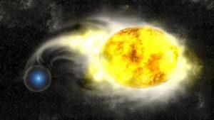 (Portal): Supernova exótica surge estranhamente fria antes de explodir