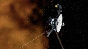 (Portal): Voyager 1 deteta murmúrio de plasma para lá do Sistema Solar